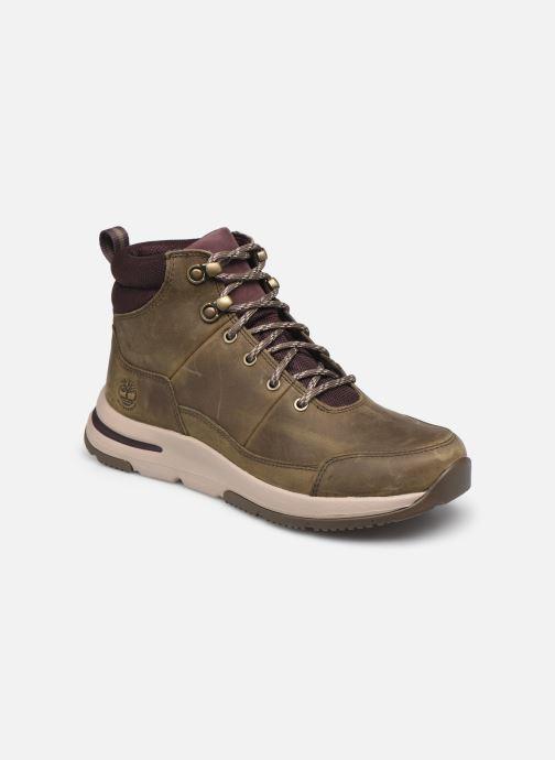 Sneaker Timberland Mabel Town Hiker WP grün detaillierte ansicht/modell