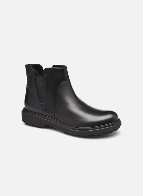 Stiefeletten & Boots Geox D Asheely E D847AE schwarz detaillierte ansicht/modell