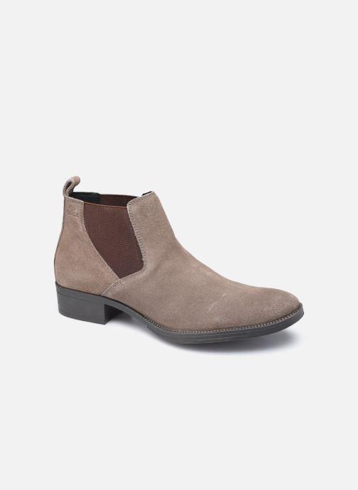 Boots en enkellaarsjes Geox D Laceyin C D84BFC Grijs detail