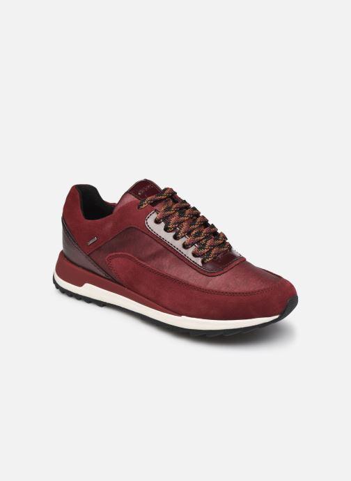 Sneakers Geox D Aneko B Abx A D943FA Bordò vedi dettaglio/paio