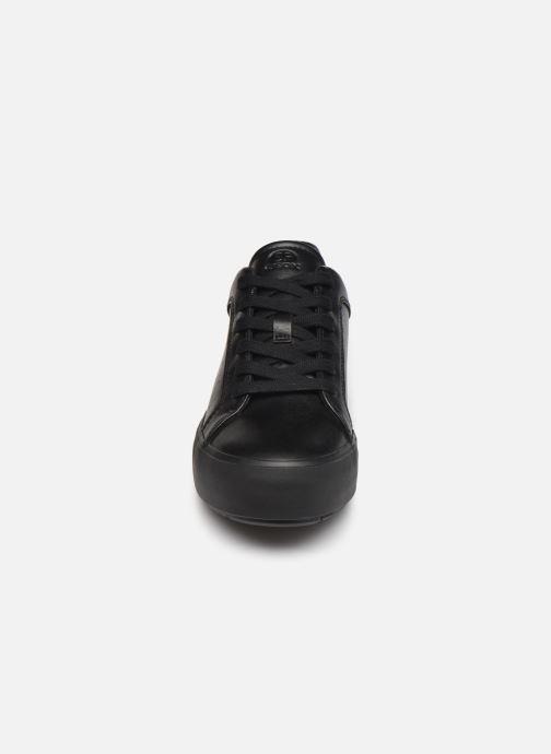 Sneakers Geox D Blomiee High B D94DZB Nero modello indossato