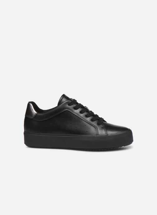 Sneakers Geox D Blomiee High B D94DZB Nero immagine posteriore