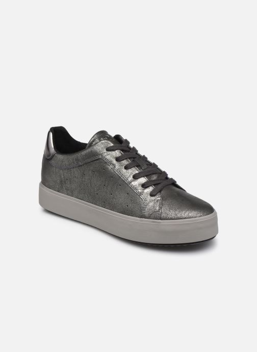 Sneakers Geox D Blomiee High B D94DZB Argento vedi dettaglio/paio