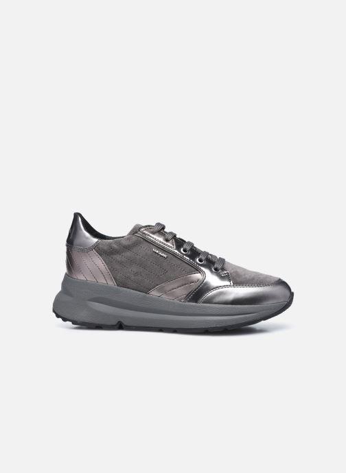 Sneakers Geox D Backsie A D94FLA Grigio immagine posteriore