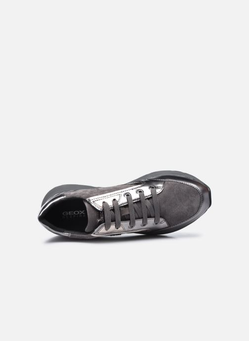 Sneakers Geox D Backsie A D94FLA Grigio immagine sinistra