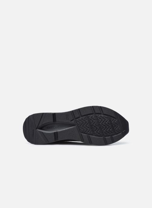 Sneakers Geox D Backsie A D94FLA Grigio immagine dall'alto