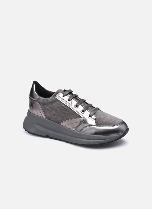 Sneakers Geox D Backsie A D94FLA Grigio vedi dettaglio/paio