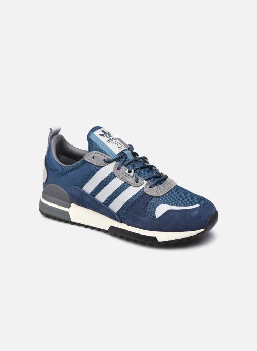 Sneakers adidas originals Zx 700 Hd Blauw detail