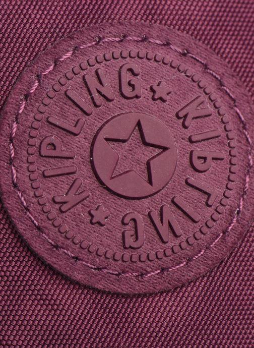 Handtassen Kipling Presto Up Acc Bordeaux links