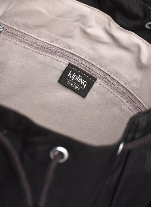 Rugzakken Kipling Rowan Zwart achterkant
