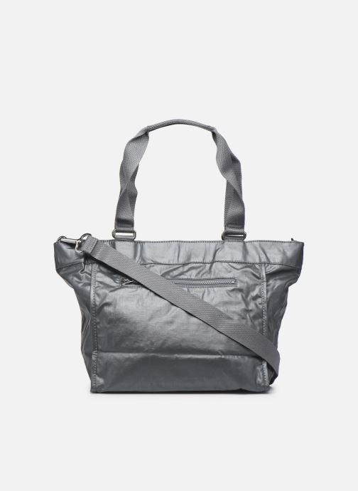 Borse Kipling New Shopper S Argento immagine frontale