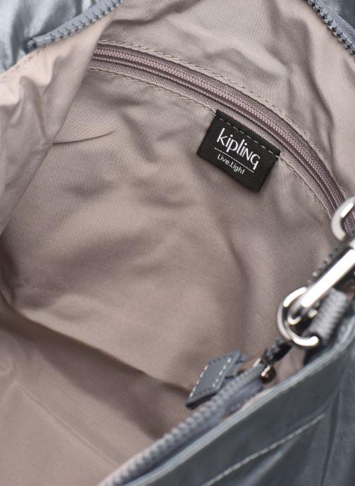 Bolsos de mano Kipling New Shopper S Plateado vistra trasera