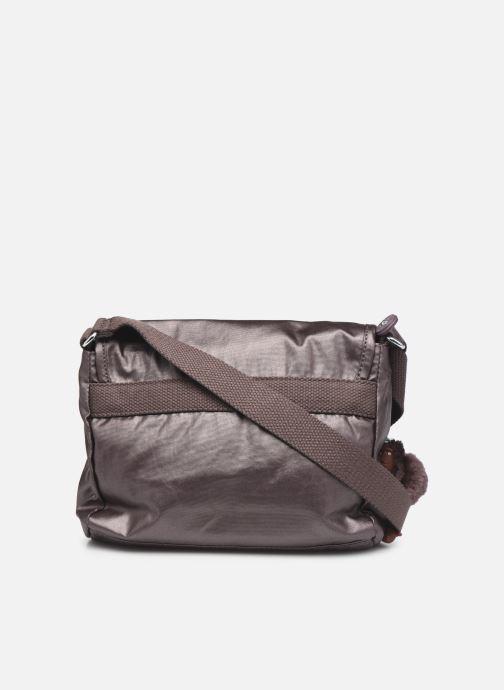 Handtaschen Kipling Shayna weinrot ansicht von vorne