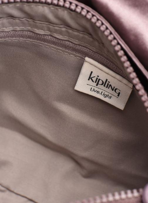 Handtaschen Kipling Shayna weinrot ansicht von hinten
