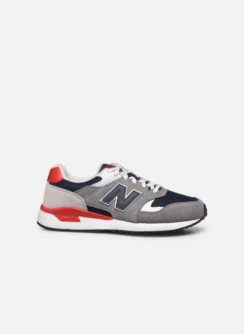 Sneaker New Balance ML570 D grau ansicht von hinten