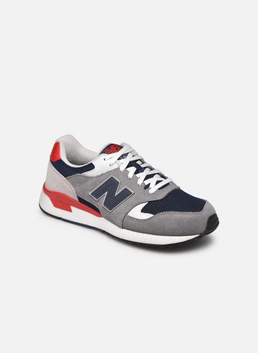 Sneaker New Balance ML570 D grau detaillierte ansicht/modell
