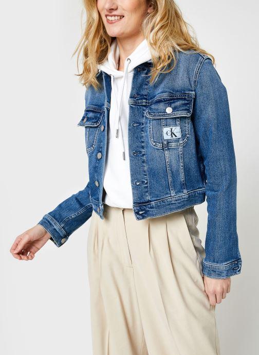 Vêtements Accessoires Cropped 90'S Denim Jacket