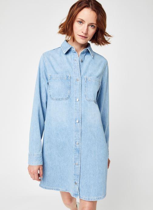Kleding Accessoires Relaxed Shirt Dress