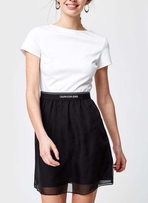 Vêtements Accessoires Logo Waistband Dress