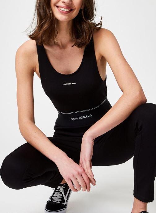 Vêtements Accessoires Micro Branding Rib Body