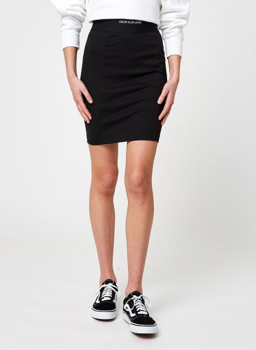 Vêtements Accessoires Milano Bodycon Elastic Skirt