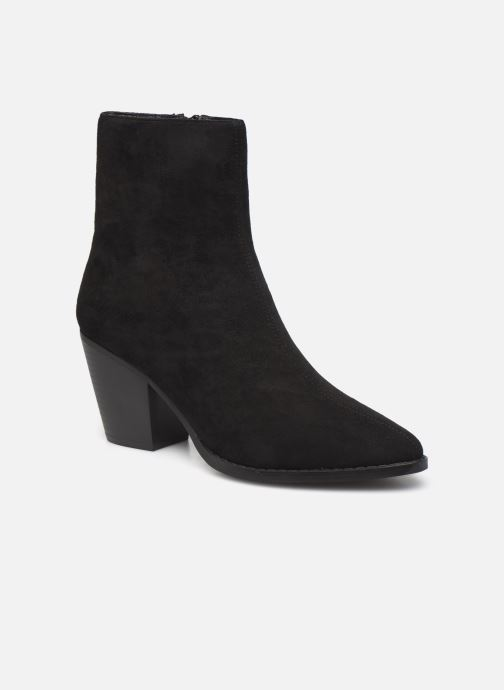 Stiefeletten & Boots Vanessa Wu BT2156 schwarz detaillierte ansicht/modell