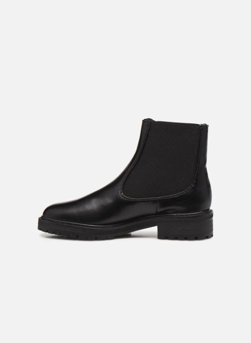 Stiefeletten & Boots Vanessa Wu BT2174 schwarz ansicht von vorne