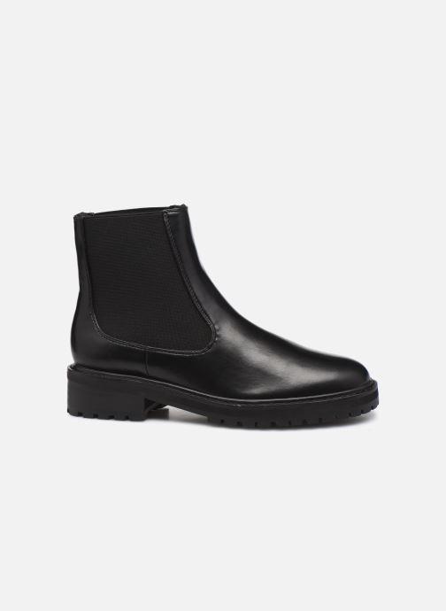 Stiefeletten & Boots Vanessa Wu BT2174 schwarz ansicht von hinten