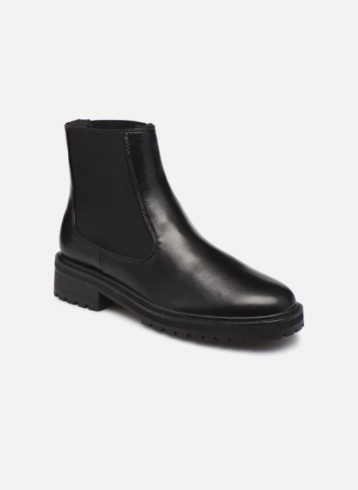 Bottines et boots Vanessa Wu BT2174 Noir vue détail/paire