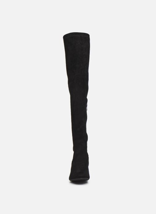 Stivali Vanessa Wu BT2155 Nero modello indossato