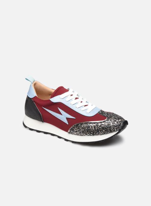 Sneakers Vanessa Wu BK2194 Nero vedi dettaglio/paio