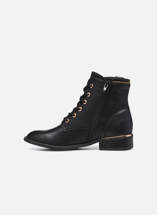 Stivaletti e tronchetti I Love Shoes THAYOUPI Nero immagine frontale