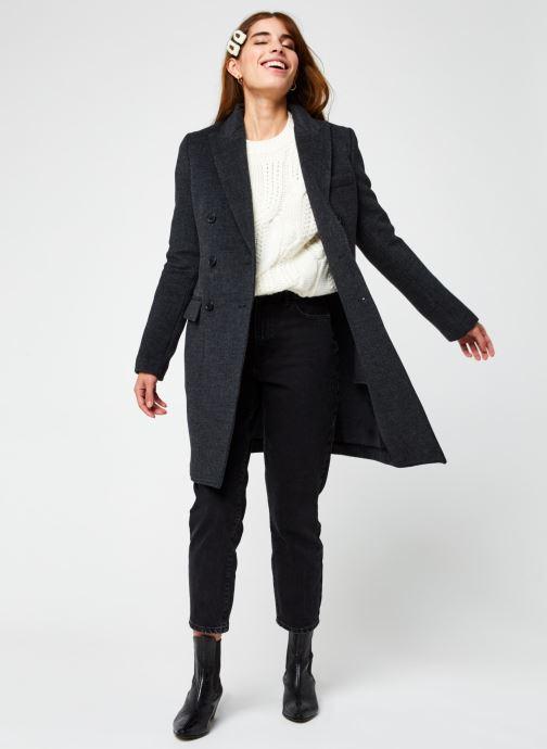 Vêtements Polo Ralph Lauren N Dlny Bzr-Blazer Noir vue bas / vue portée sac