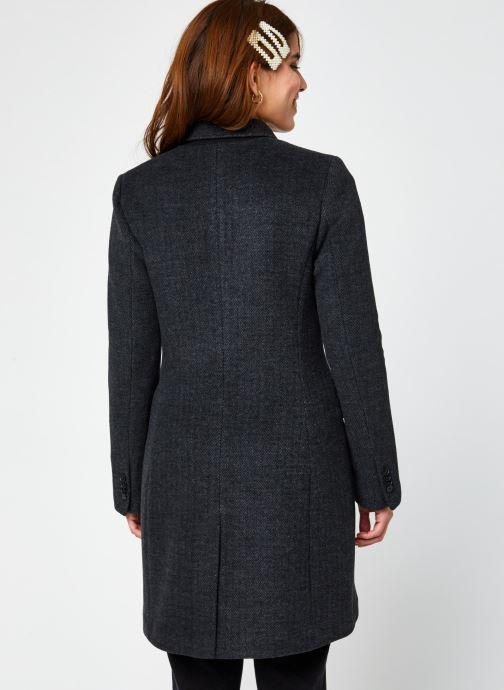 Vêtements Polo Ralph Lauren N Dlny Bzr-Blazer Noir vue portées chaussures