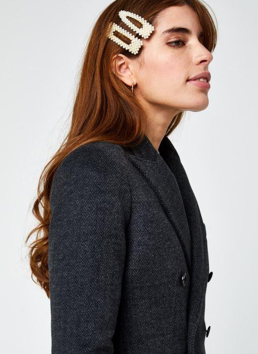 Vêtements Polo Ralph Lauren N Dlny Bzr-Blazer Noir vue face