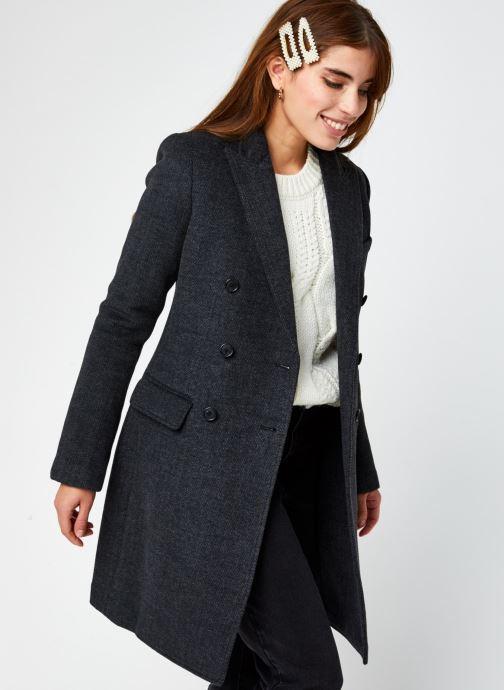Vêtements Polo Ralph Lauren N Dlny Bzr-Blazer Noir vue détail/paire