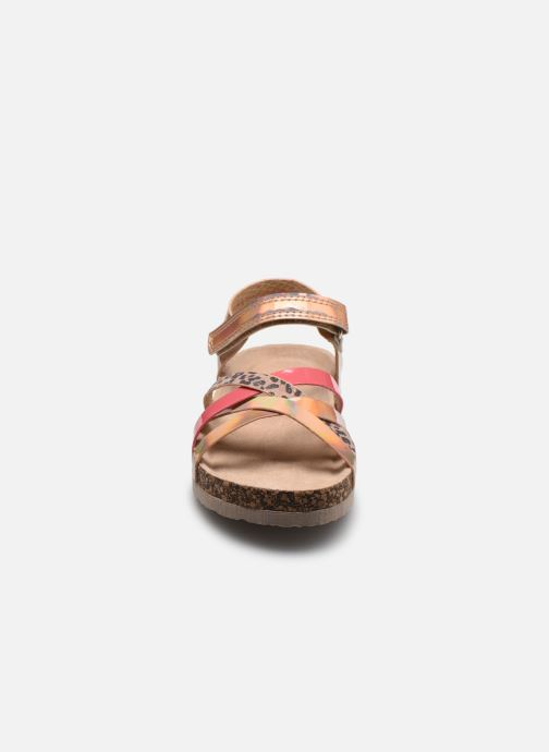 Sandalen I Love Shoes COTALIK gold/bronze schuhe getragen