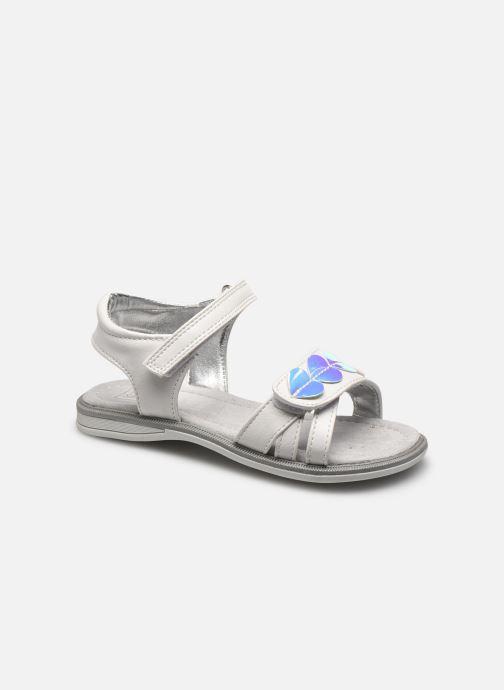Sandales et nu-pieds I Love Shoes COEURLY Blanc vue détail/paire