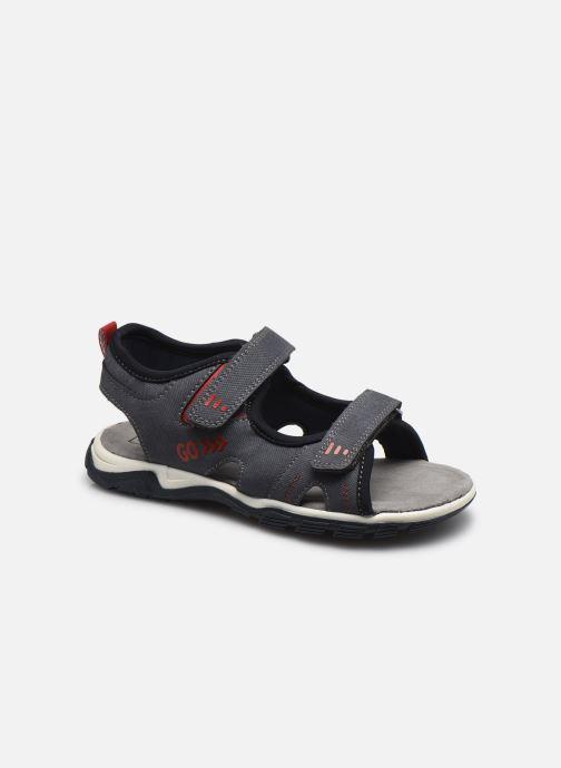 Sandales et nu-pieds I Love Shoes COSPORT Gris vue détail/paire