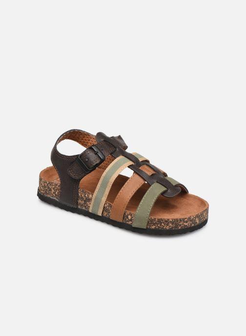 Sandales et nu-pieds I Love Shoes COLOUP Vert vue détail/paire