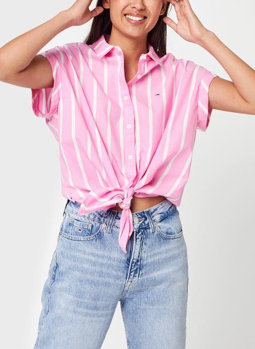 Vêtements Accessoires Tjw Relaxed Stripe Shirt Ss