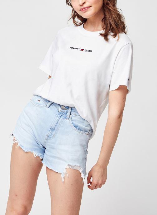 Vêtements Accessoires Tjw Bxy Crop Linear Logo Tee