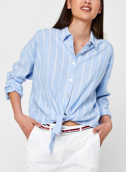Vêtements Accessoires Tjw Relaxed Front Knot Shirt