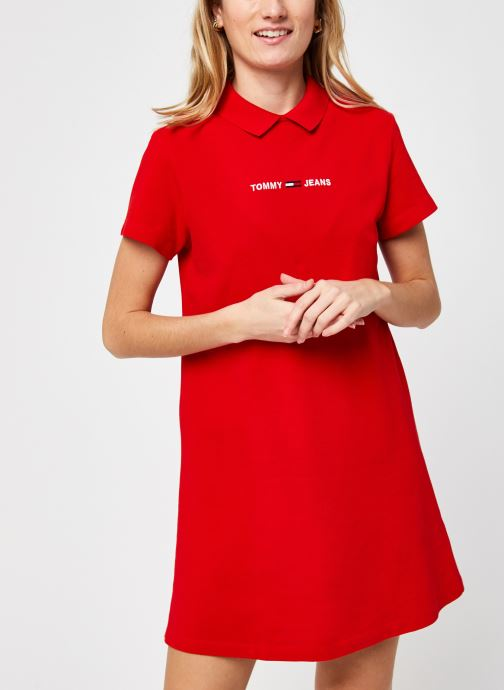 Robe mini - Tjw Essential Polo Dress