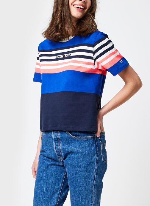 Vêtements Accessoires Tjw Bxy Crop Linear Logo Stripe