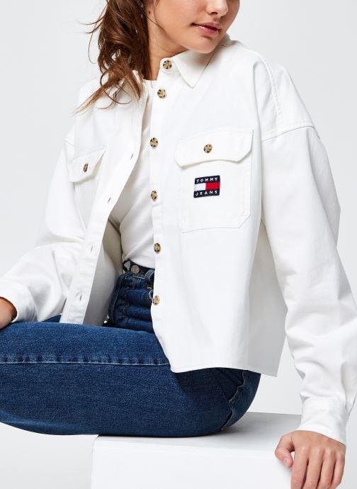 Vêtements Accessoires Tjw Cropped Utility Shirt