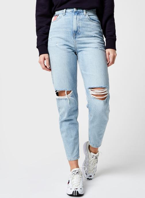 Mom Jean Ultra Hr Tprd Ssplbrsd