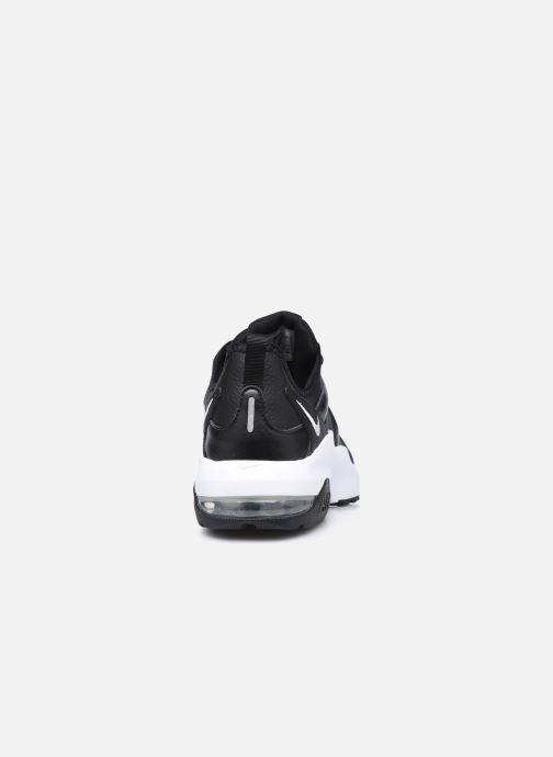 Baskets Nike Nike Air Max Graviton Lea Noir vue droite