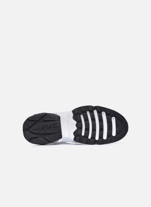 Baskets Nike Nike Air Max Graviton Lea Noir vue haut