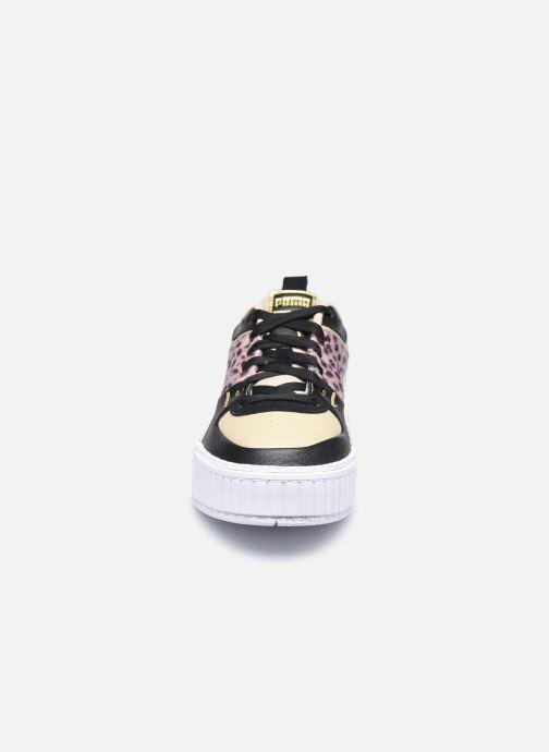 Sneaker Puma Cali Sport W C Wns beige schuhe getragen